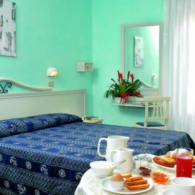 camere silenziose ed insonorizzate in hotel a Igea Marina