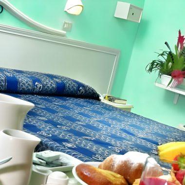 Camera climatizzata Hotel Bellaria Igea Marina