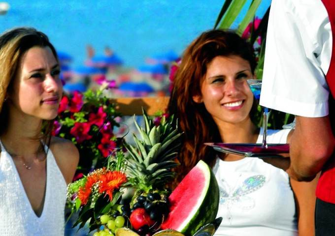 Offre pour toute la famille à Bellaria, vacances à la mer pendant juillet