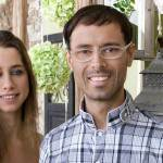 Delia e Leonardo Magnani proprietari dell'hotel Missouri di Bellaria Igea Marina