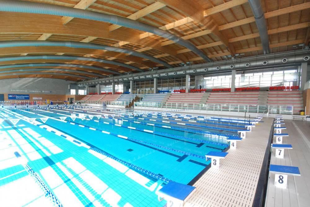 Hotel con piscina coperta e palestra a bellaria igea marina for Piani di piscina coperta