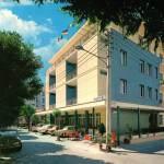 L'hotel Missouro di Bellaria Igea Marina negli anni 70