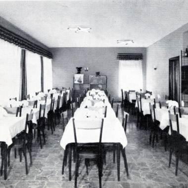Le vacanze all'hotel Missouri di Bellaria Igea Marina negli anni 50